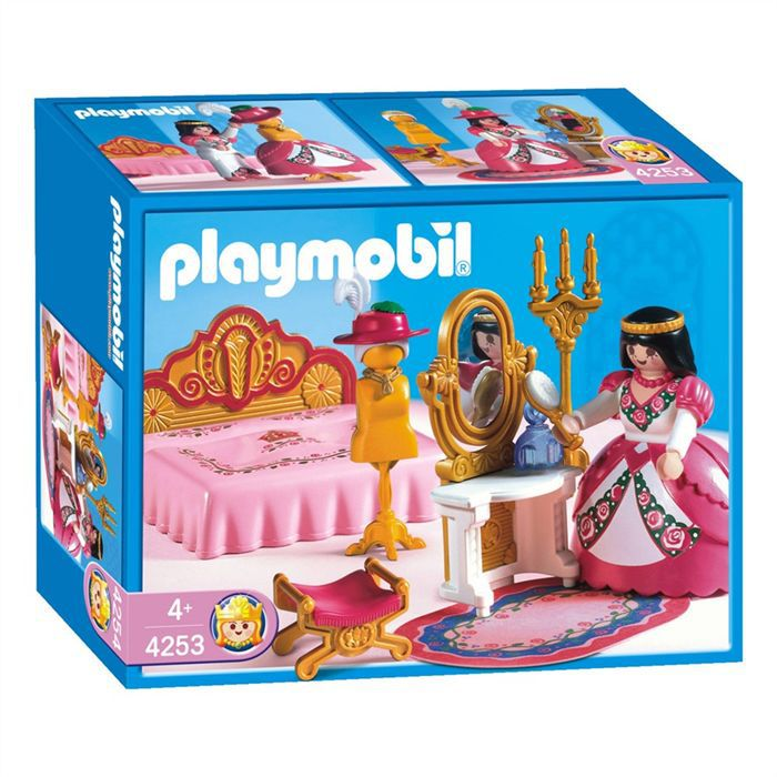 Playmobil chambre princesse achat vente univers for Playmobil chambre princesse