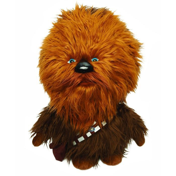star wars peluche sonore de chewbacca 60 cm achat. Black Bedroom Furniture Sets. Home Design Ideas