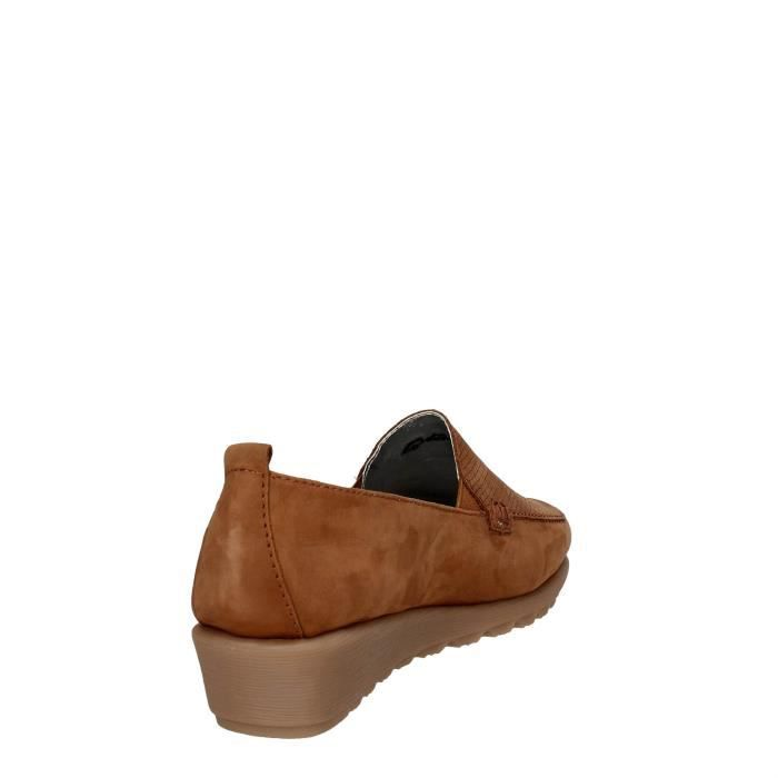Cinzia Soft MocassinFemme Marron cuir, 40