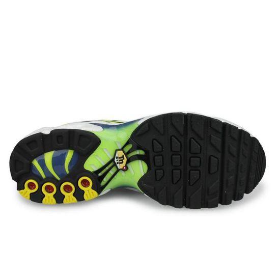 Nike Air Max Plus TN Junior Blanc (39) Blanc - Cdiscount Chaussures