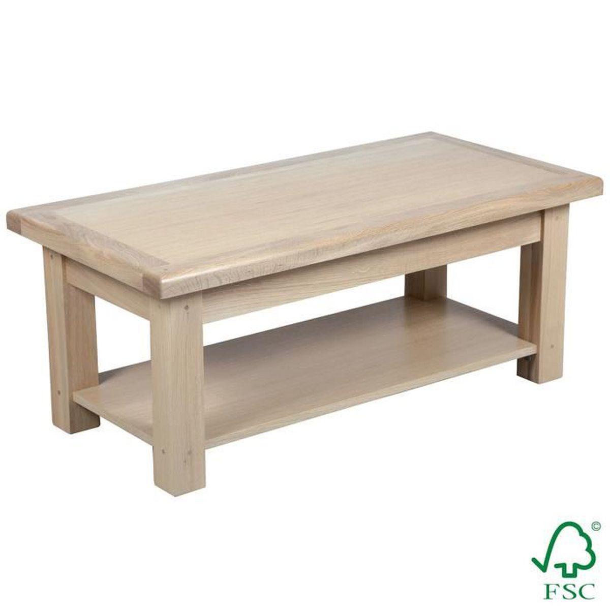 Clodius - Table Basse