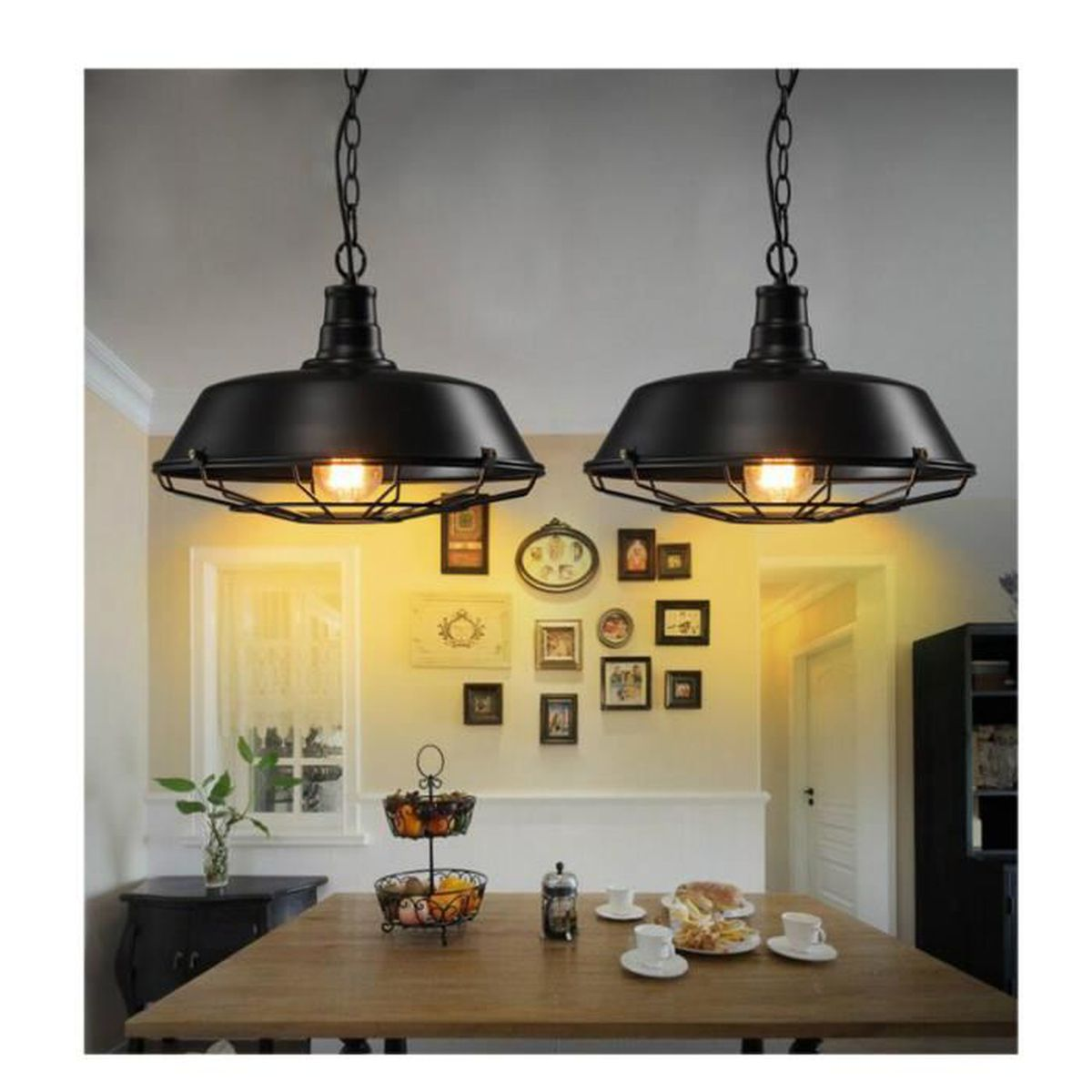 lampe suspension vintage lampe suspension vintage with lampe suspension vintage latest. Black Bedroom Furniture Sets. Home Design Ideas