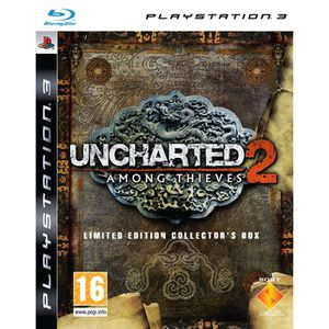 JEU PS3 UNCHARTED 2
