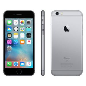 SMARTPHONE RECOND. iPhone 6s Gris sideral 16 Go Reconditionné Grade A