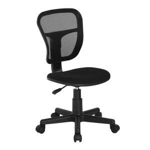 CHAISE DE BUREAU Chaise pour enfant, fauteuil de bureau violet et n