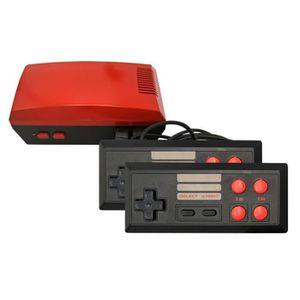 JEU CONSOLE RÉTRO Console de jeux vidéo NES Mini intégrée 620 jeux c
