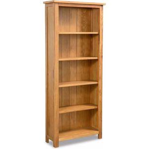 BIBLIOTHÈQUE  Étagère armoire meuble design bibliothèque 140 cm