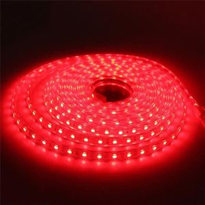 LED Strip Lumineuse Rouge SODIAL 1M 60-3528 SMD etanche LED Strip Lumineuse DC12V R