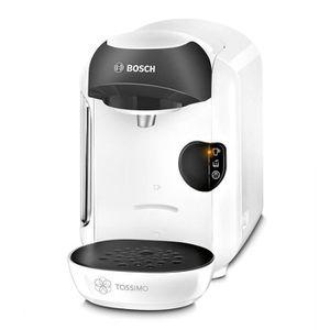 MACHINE À CAFÉ BOSCH TASSIMO Vivy TAS1254 - Blanc polaire