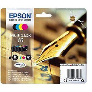 CARTOUCHE IMPRIMANTE Encre d'origine EPSON C13T16264012  Multipack Styl