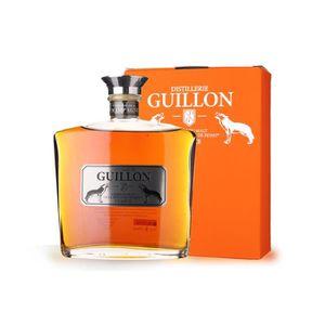 WHISKY BOURBON SCOTCH Guillon finition Champagne 70cl - Etui - Esprit de
