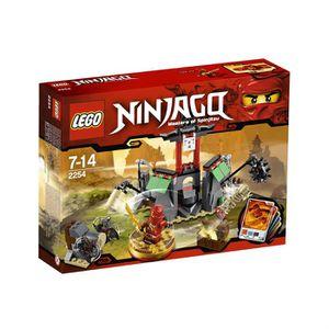 ASSEMBLAGE CONSTRUCTION Lego Ninjago Le Temple de la Montagne