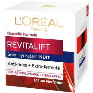 HYDRATANT VISAGE L'ORÉAL Paris Revitalift Soin Nuit - 50ml