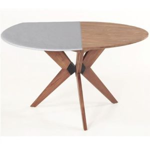 protege table ovale achat vente protege table ovale pas cher cdiscount. Black Bedroom Furniture Sets. Home Design Ideas