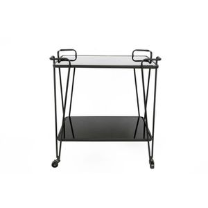 TABLE D'APPOINT Table d'appoint industielle New York Loft - L. 60