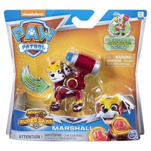 FIGURINE - PERSONNAGE PAT PATROUILLE Figurine MIGHTY PUPS - Marcus