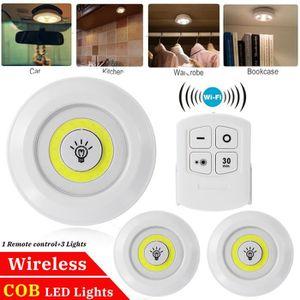 AMPOULE - LED TEMPSA 3PCS COB LED Lampe Ampoule Nuit Lumière Écl