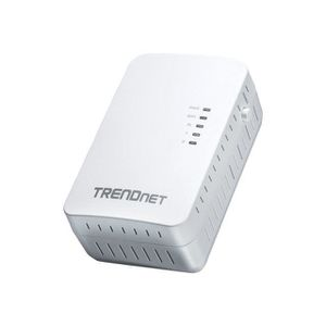 COURANT PORTEUR - CPL TRENDnet TPL-410AP - CPL 500 Mbps + Wi-Fi N 300…