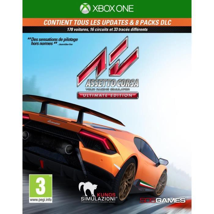 Assetto Corsa: Ultimate Edition Jeu Xbox One