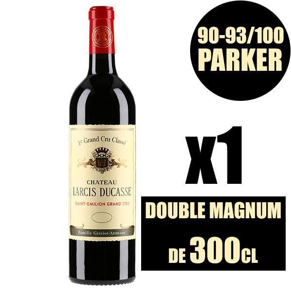 X1 Château Larcis Ducasse 2014 300 cl AOC Saint-Emilion Grand Cru Classé Rouge Vin Rouge
