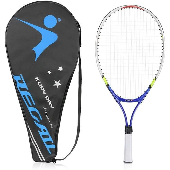 1 PCS Tennis Pour Enfants,Raquette Tennis Debutant,Raquette De Tennis RéCréAtive, Raquette De Tennis Enfant 23,Conception Un xe 71