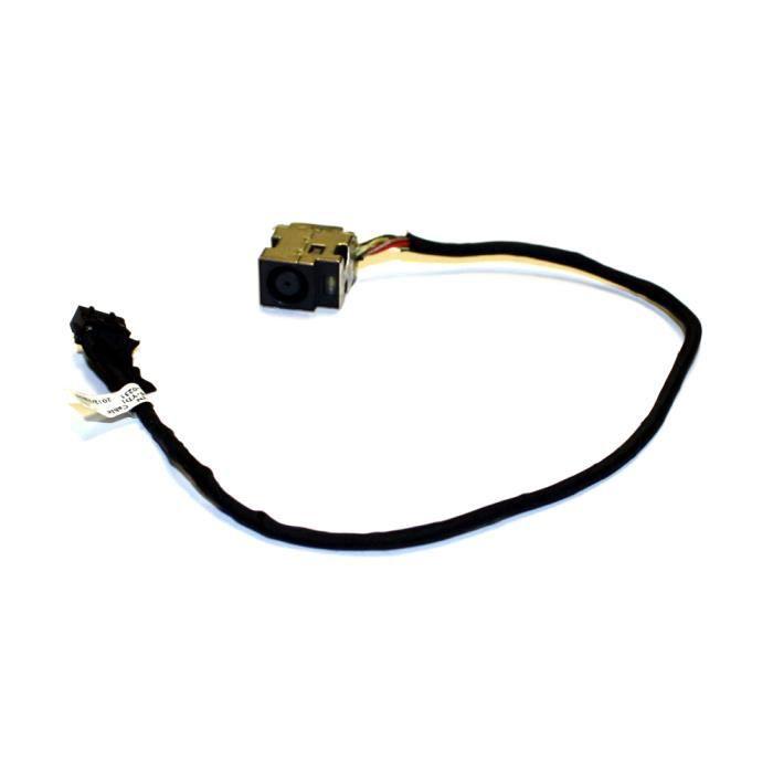 HP Envy M6-1262SF connecteur alimentation pc portable avec câble