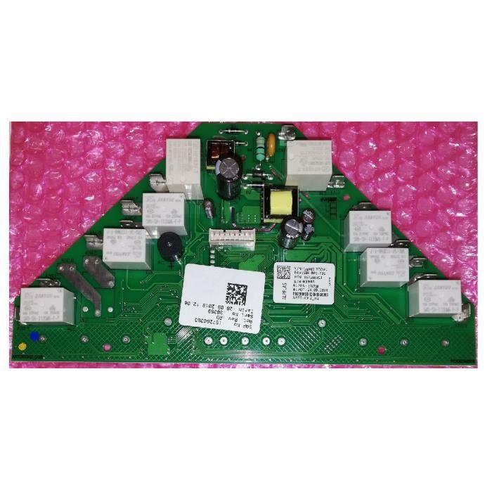 Beko 167260053 Touche contrôle four