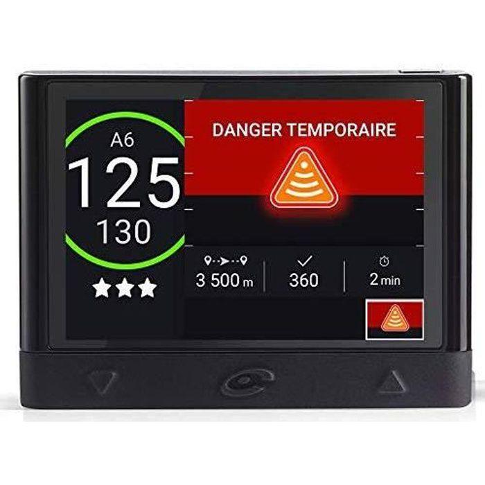 COYOTE MINI - Aide à la Conduite - Alertes en Temps réel - Anticipation des Dangers sur 30 km - Nouvelle réglementation 80 Km/h !