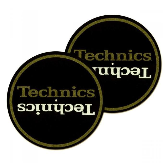 Feutrines Slipmats Technics Edition Champion Ltd