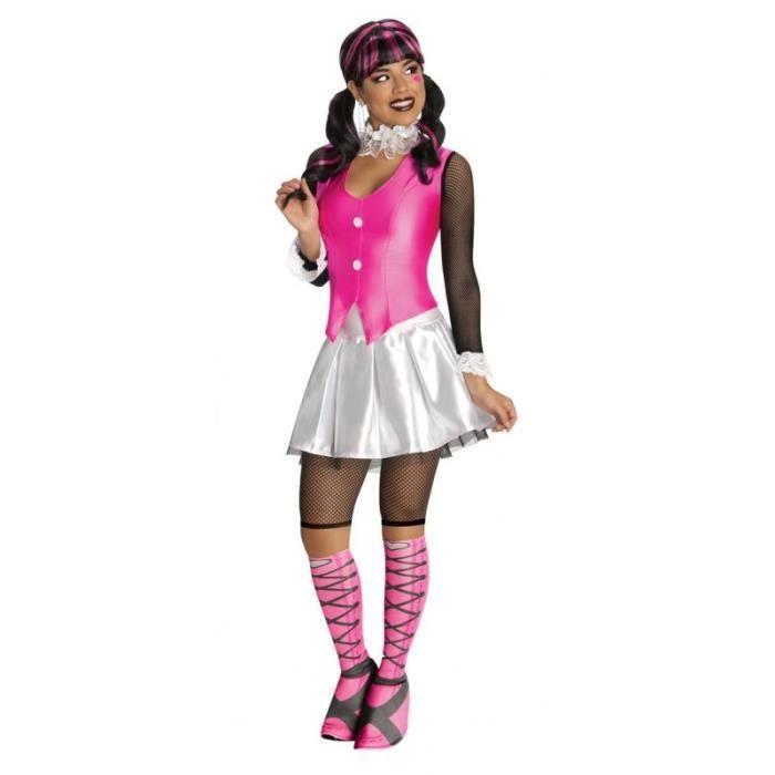 Déguisement Draculaura Monster High femme - 218932