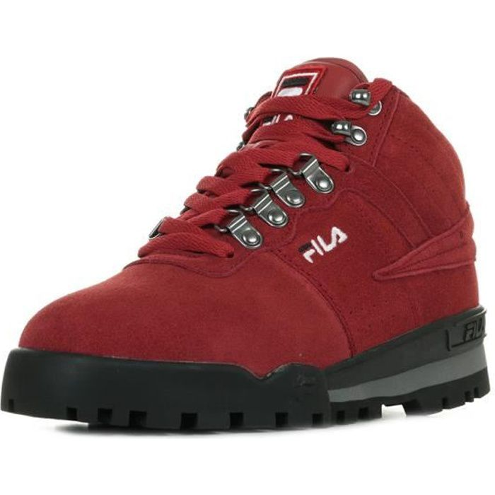 Boots Fila Fitness Hiker Mid Wn's -Pompeian Red-