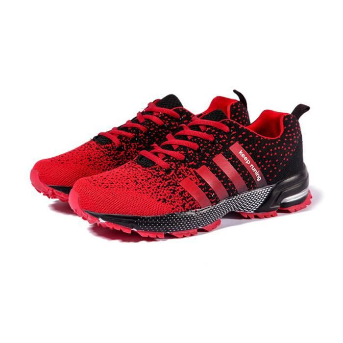 Chaussures de Running Homme Activité Extérieur Aération