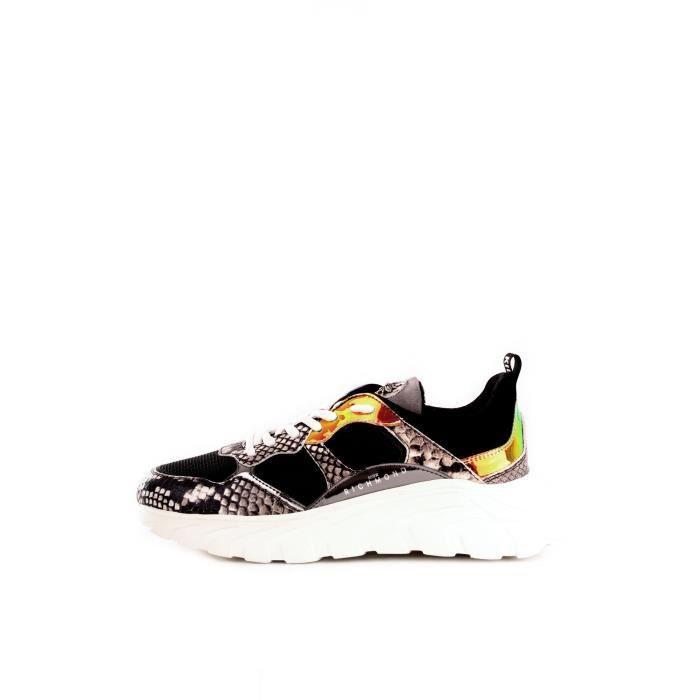 JOHN RICHMOND 3049D chaussures de tennis faible Femme BEIGE