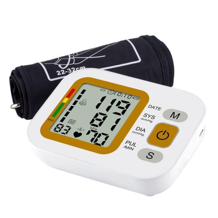Manomètre Tensiomètre Poignée Sphygmomanomètre Cardiofréquencemètre Tonomètre Portable MONTRE CONNECTEE SPORT