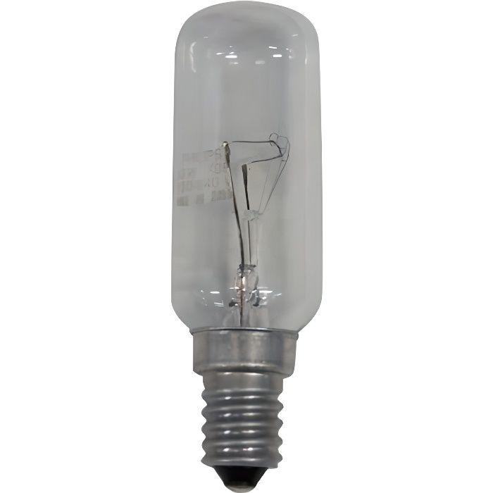 Ampoule Tube E14 - 40w - 230v Ref 4861063 Pour HOTTE ROBLIN