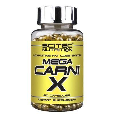 Mega Carni-X de SCITEC Nutrition