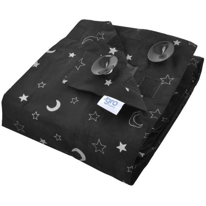 THE GRO COMPANY Store occultant portable Gro Anywhere- Stars and Moon
