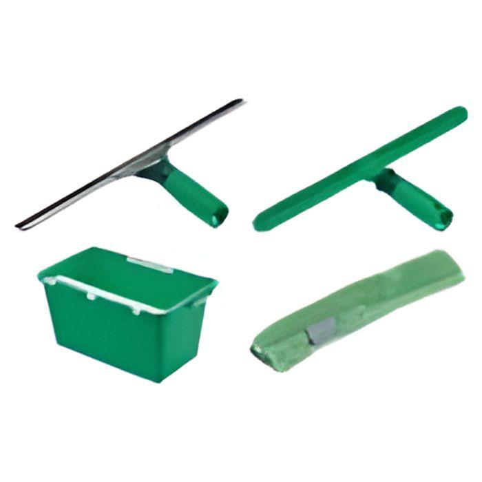 Kit de nettoyage des vitres Unger VITRECO