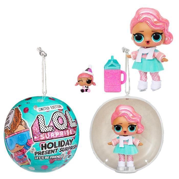 Figurine L.O.L. Surprise Holiday Present Surprise