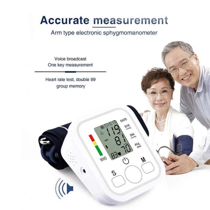 APPAREIL MASSAGE MANUEL Tensiomètre Automatique à Bras numérique tensiomèt