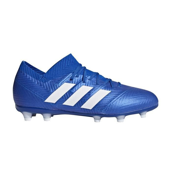 Adidas Nemeziz Bleu Junior Football 18 Fg 1 Chaussures 1FcTJlK