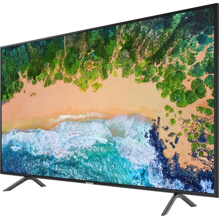 """Téléviseur LED SAMSUNG UE75NU7105 TV LED 4K UHD 189 cm (75"""") - SM"""