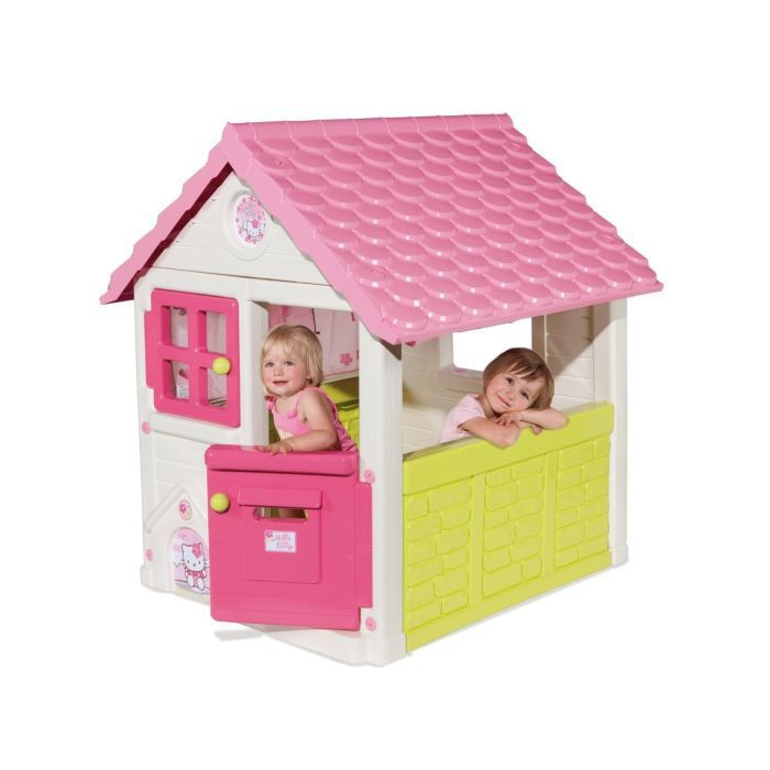 Hello kitty maison enfant sweet home achat vente - Maison de jardin little tikes colombes ...