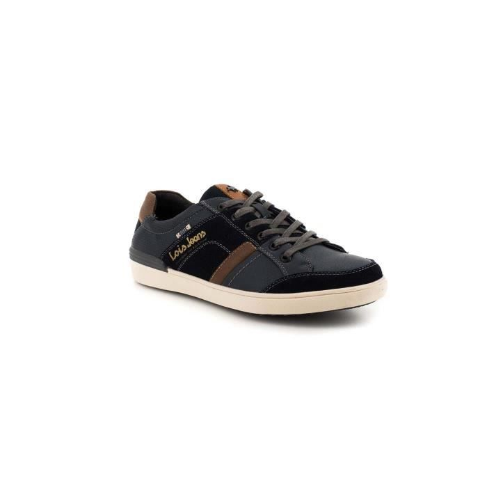Sneakers Lois Bleu 84528 4NtgxIOd