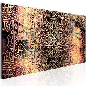 135x45 Cm Miroir mural-motif env