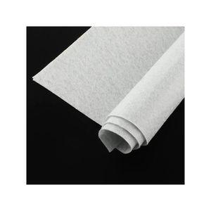 TISSU Feuille de feutrine couleur blanc DIY Artisanat Po