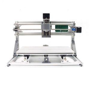 KIT GRAVURE Mini DIY CNC 3018 Mill Routeur De Bureau Fraisage