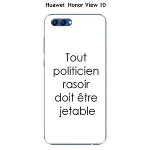 COQUE - BUMPER Coque Huawei  Honor View 10 design Citation