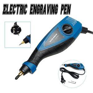 stylo UE 220V lettrage outil de fabrication de bijoux Stylo graveur /électrique
