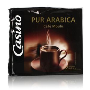 cafe moulu arabica achat vente cafe moulu arabica pas cher cdiscount. Black Bedroom Furniture Sets. Home Design Ideas